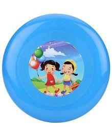 Ratnas Zoom Flying Disc Frisbee - Blue