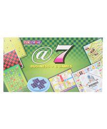 Ratnas Fun Stroke Business 7 in 1 Game