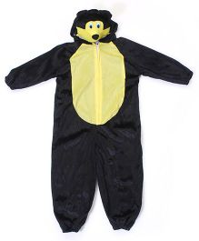 Gifts World Hooded Jumpsuit Style Bear Costume - Black