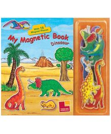 Sterling - Dinosaur My Magnetic Book