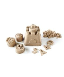 Waba Fun Kinetic Sand 2.5 Kg Natural Colour