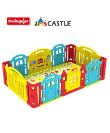 Dwinguler Castle Play Room - Multi color