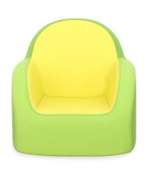 Dwinguler Kids Sofa - Yellow and Green