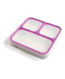 Wonderchef Ultra Lunch Box - Purple