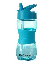 Wonderchef Sippy 350 ml Bottle - Blue