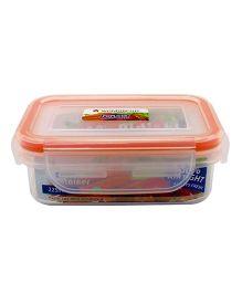 Wonderchef Poplock 225 ml Container - Orange