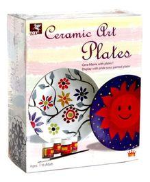 Toy Kraft - Ceramic Art Plates