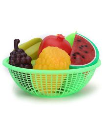 Ratnas Fruit Basket 12 Pieces (Color May Vary)