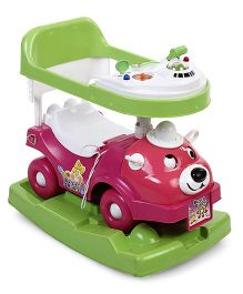 Toyzone 3 in 1 Bear Rider - Green