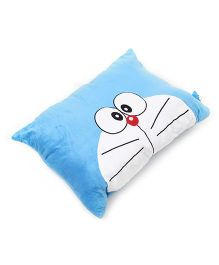 Play N Pets Doraemon Cushion - Blue