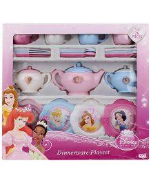 Disney Princess Dinnerware Pretend Play Set