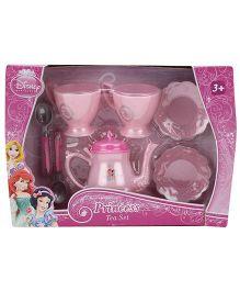 Disney Princess Tea Set - 7 Pieces