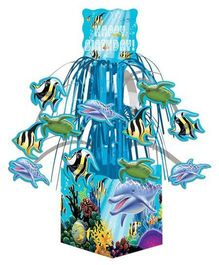 Underwater Theme Party Mini Cascade Centerpiece