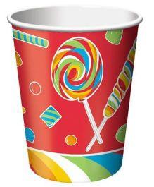 Wanna Party Sugar Candy Cups - 9 Oz