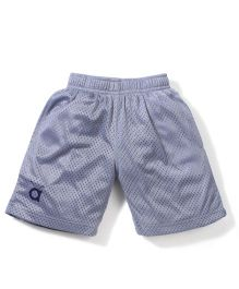 Anthill Pull On Shorts Dot Print - Grey