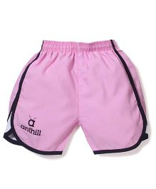 Anthill Escape Woven Shorts - Pink