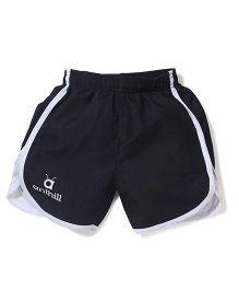 Anthill Escape Woven Shorts - Black