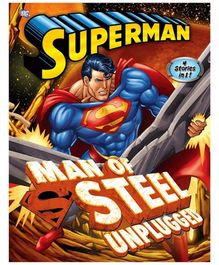 DC Comics Superman Man Of The Steel Unplugged