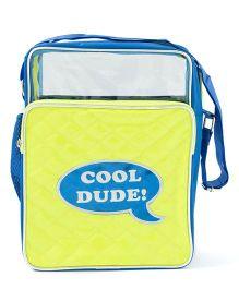 Li'll Pumpkins Cool Dude Tutuon Bag  - Green