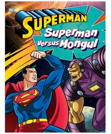 DC Comics Superman Versus Mongul