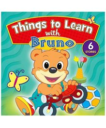 Sterling - Things To Learn With Bruno Six Stories