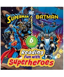 DC Comics Reading With Superman And Batman Six Stories