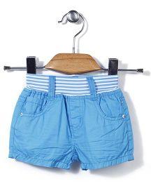 Little Denim Store Shorts - Blue