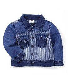 Little Denim Store Jacket - Blue