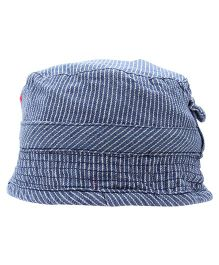 Rock A Bye Baby Stylish Cap - Grey
