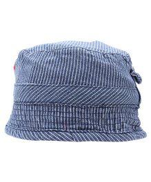Rock A Bye Baby Stylish Cap - Grey