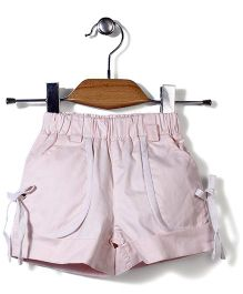 Candy Rush Shorts With 2 Pockets - Pink