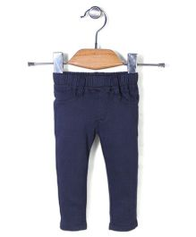 Candy Hearts Attractive Pant - Navy Blue