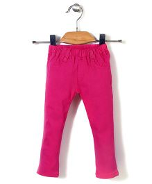 Candy Hearts Attractive Pant - Pink