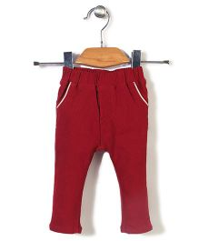 Candy Hearts Attractive Pant - Red