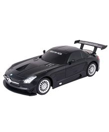 Toyhouse Mercedes SLS AMG GT3 Remote Controlled Car Toy - Black