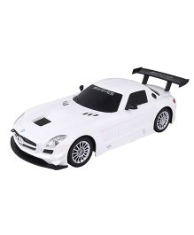 Toyhouse Mercedes SLS AMG GT3 Remote Controlled Car Toy - White
