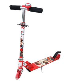 Toyhouse Two Wheel Scooter - Red