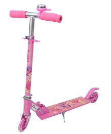 Toyhouse Two Wheel Scooter - Dark Pink
