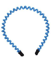 Stol'n Hair Band Spring Design - Blue