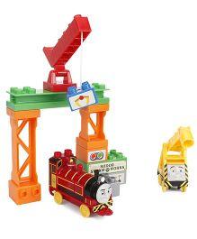 Mega Bloks Thomas And Friends Construction Set - 15 Pieces