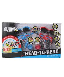 Boomco Head To Head Battle Blaster Playset