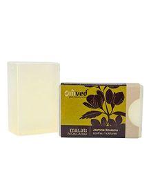 Omved Malati Jasmine Blossoms Bath Bar - 125 gm