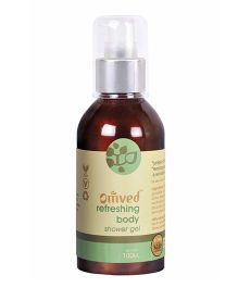 Omved Lemongrass Refreshing Body Shower Gel - 100 ml