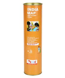 Cocomoco Kids Interactive India Map Educational Geography Map Game
