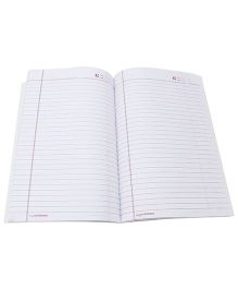 Shrachi Single Line Long Notebook - 124 Pages