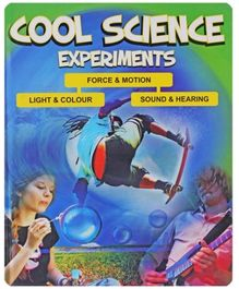 Cool Science Experiments - English