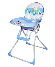 High Chair With Tray Blue - R883