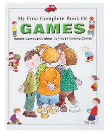 My First Complete Book Of Games