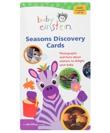 Baby Einstein Seasons Discovery Cards