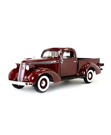 Road Signature 1937 Studebaker Coupe Express Pick-up - Brown